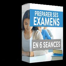 Preparer ses examens en 6 seances
