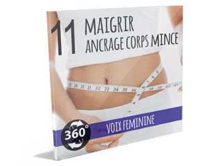 maigrir ancrage corps mince hypnose