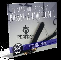 Je MANQUE DE TEMPS : Passer à l'action - Hypnose Mp3