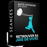 Hypnose MP3 retrouver sa joie de vivre